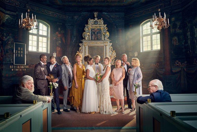 Bryllup begravelse og dåb C More