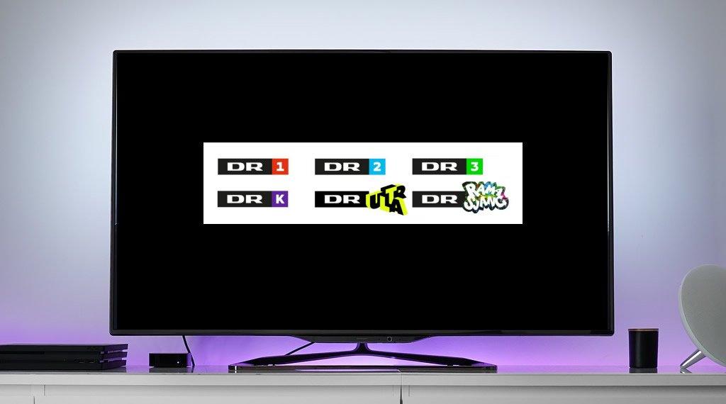 DR kanaler TV
