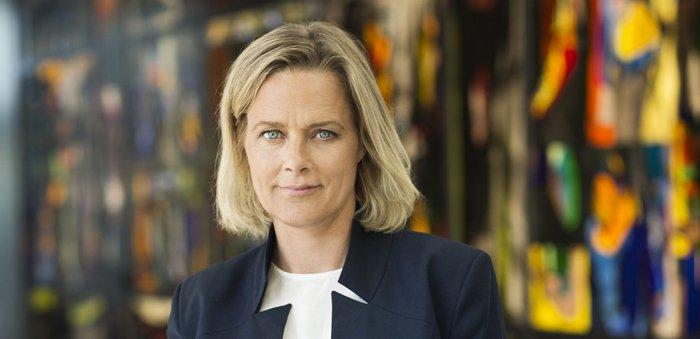 Indholdsdirektør Anna Engdal Stig Christensen TV 2