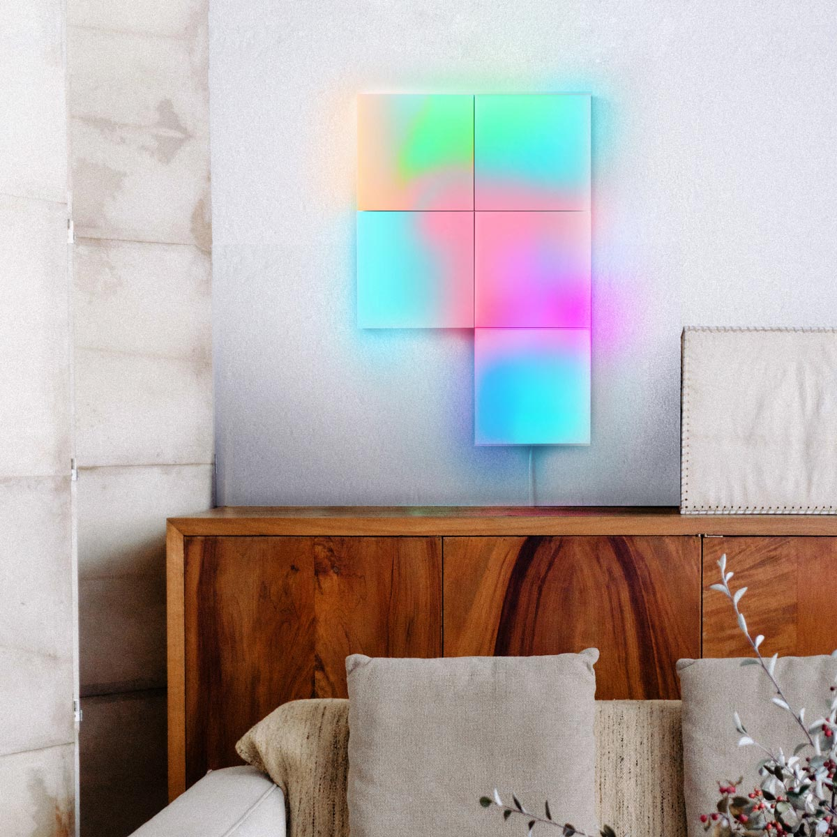 LIFX Tile Lifestyle Lounge