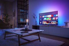 Foto af Philips har præsenteret deres 2019 TV