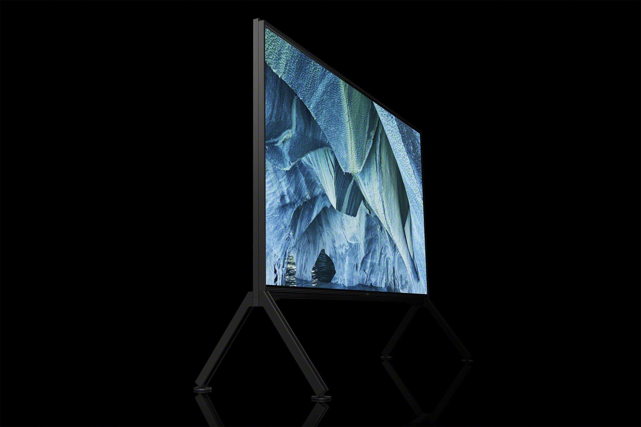 Sony ZG9 8K HDR Full Array LED tv