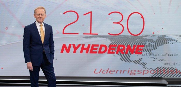 TV 2 Nyheder 21.30