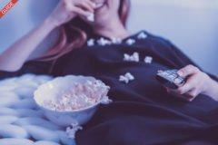 TV Popcorn Weekend