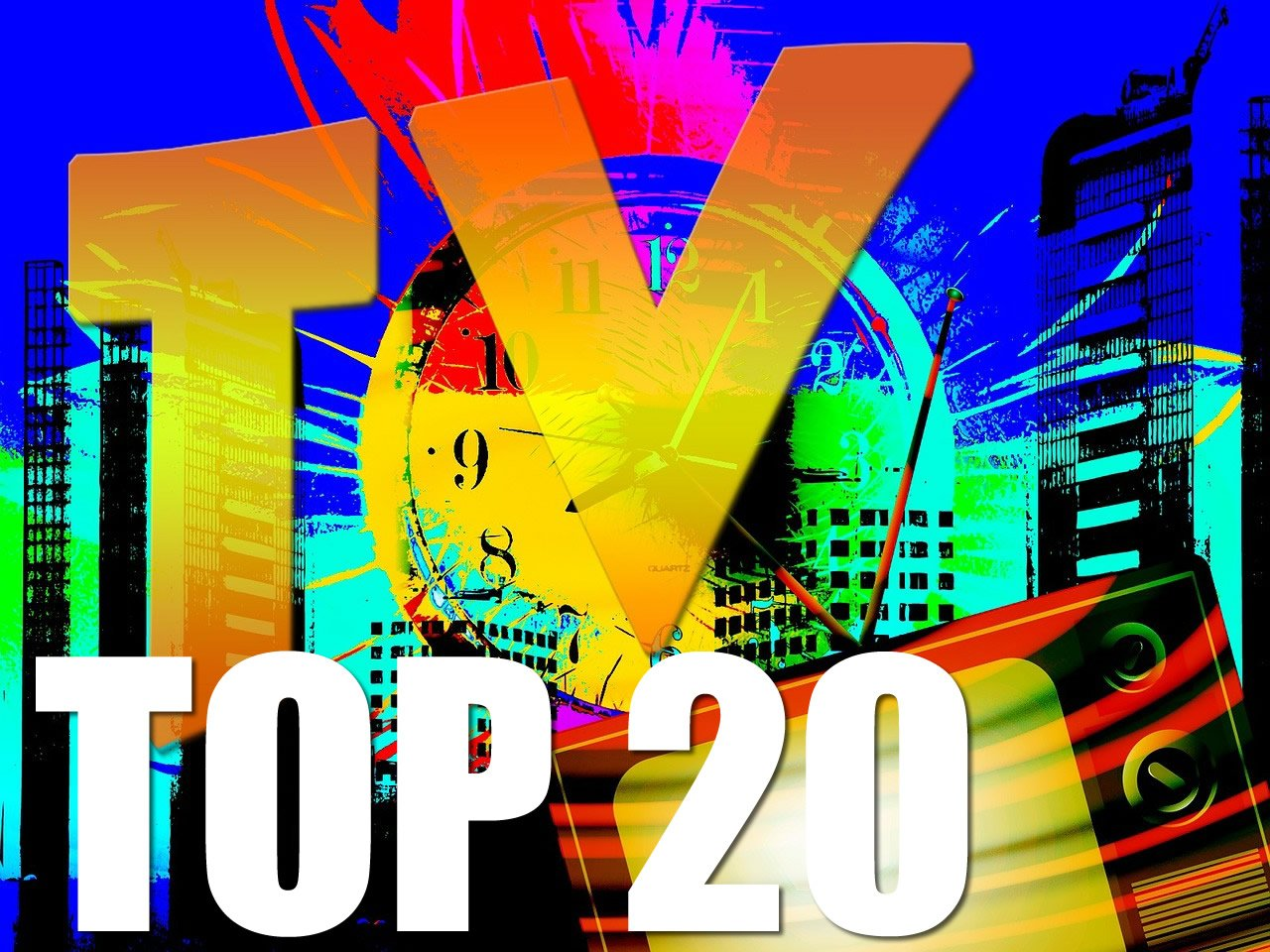 TV Top 20 seertal