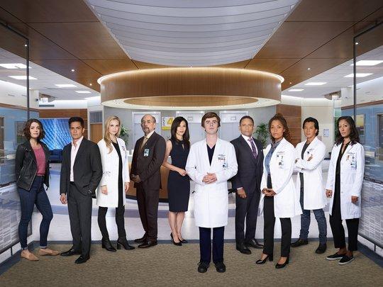 Good Doctor sæson 2