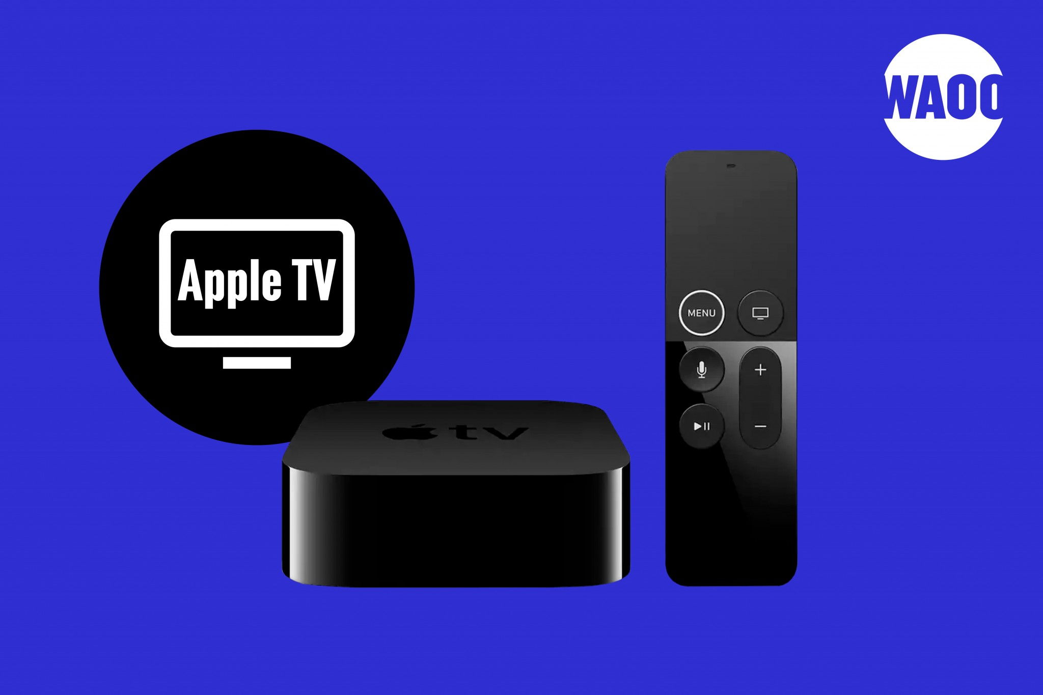 WAOO Apple TV