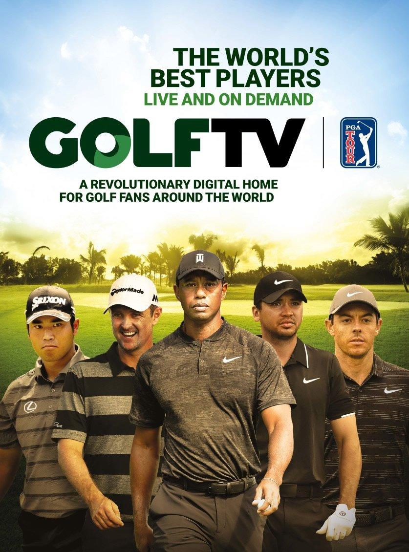 golftv præsentation
