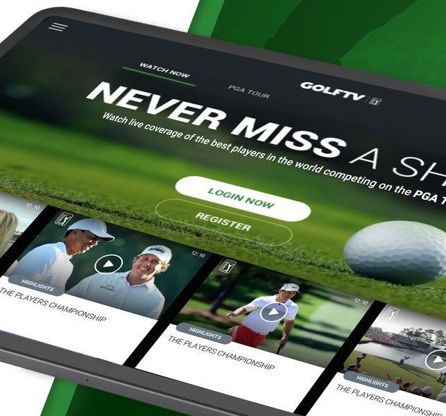 golftv device