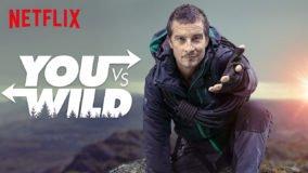 you vs wild Netflix