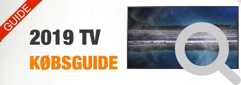 2019 TV købsguide