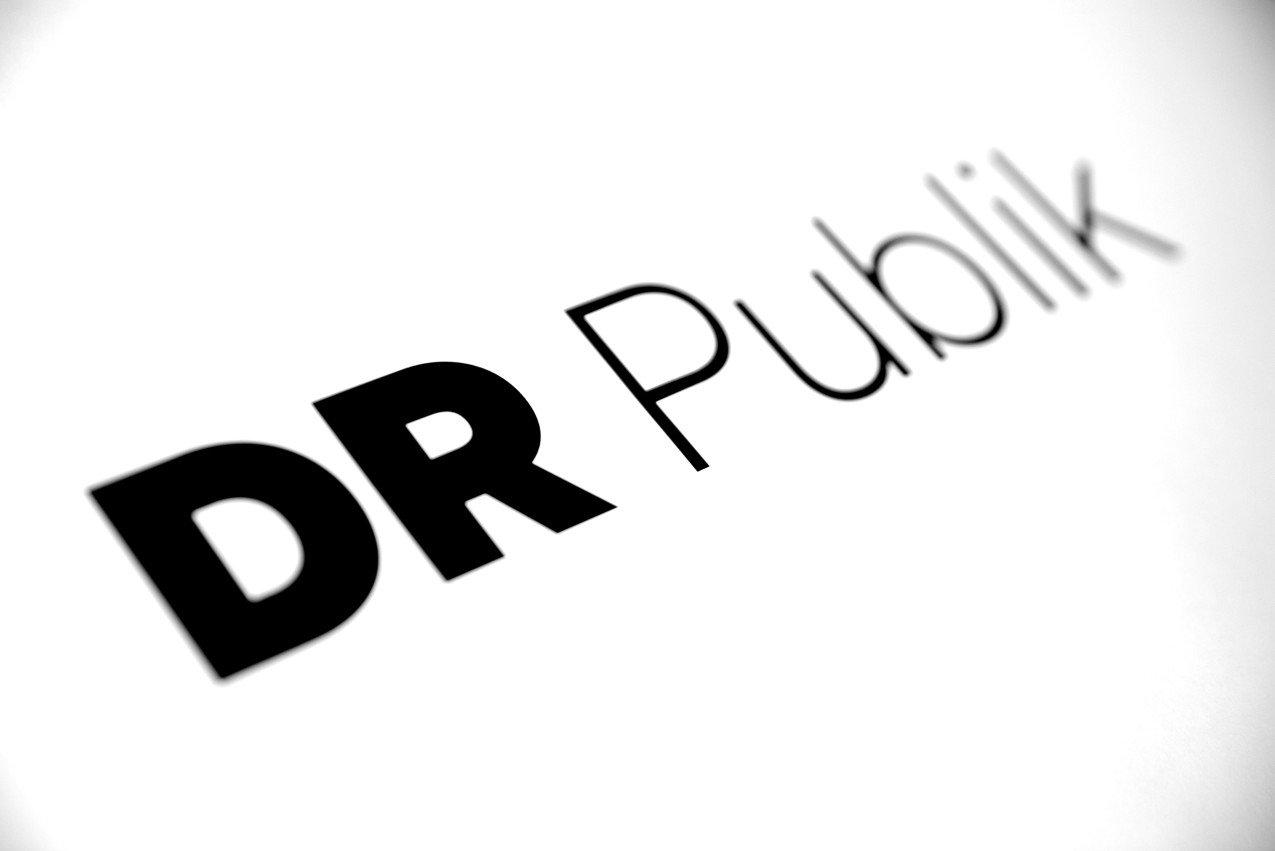 DR Publik skrifttype