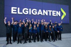 Foto af Elgiganten leverer et overskud på 114 millioner kroner