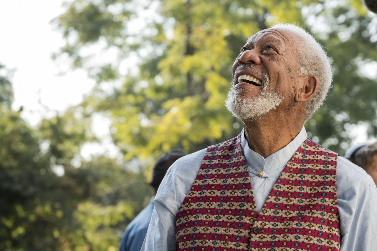 Vores guddommelige verden med Morgan Freeman