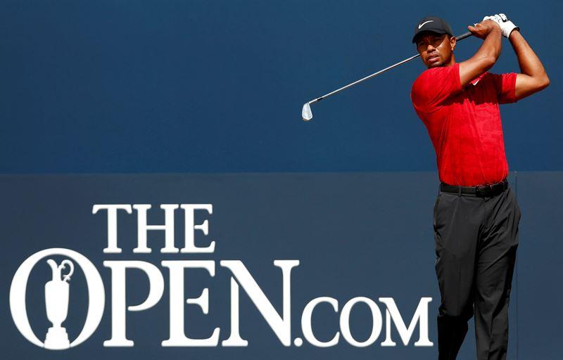The Open Golf rettigheder