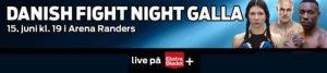 Photo of Danish Fight Night boksning til Ekstra Bladet Plus abonnenter