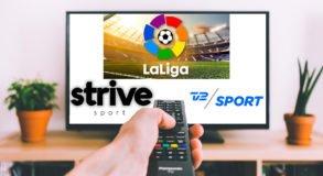 La Liga dansk tv streaming spansk fodbold