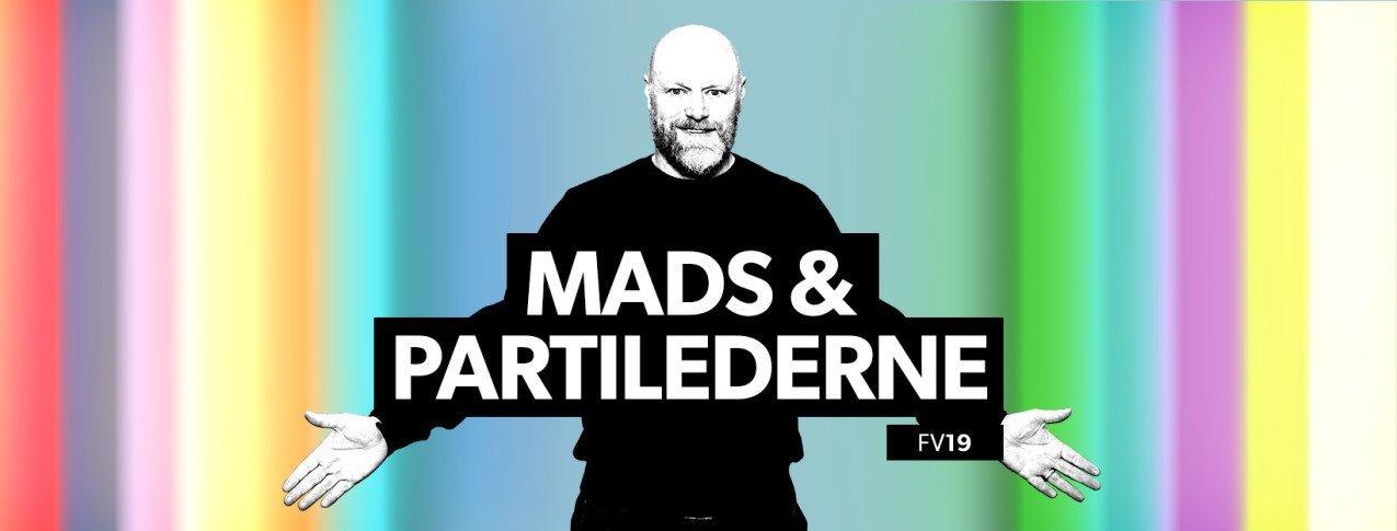 Mads og Partilederne P4 DR