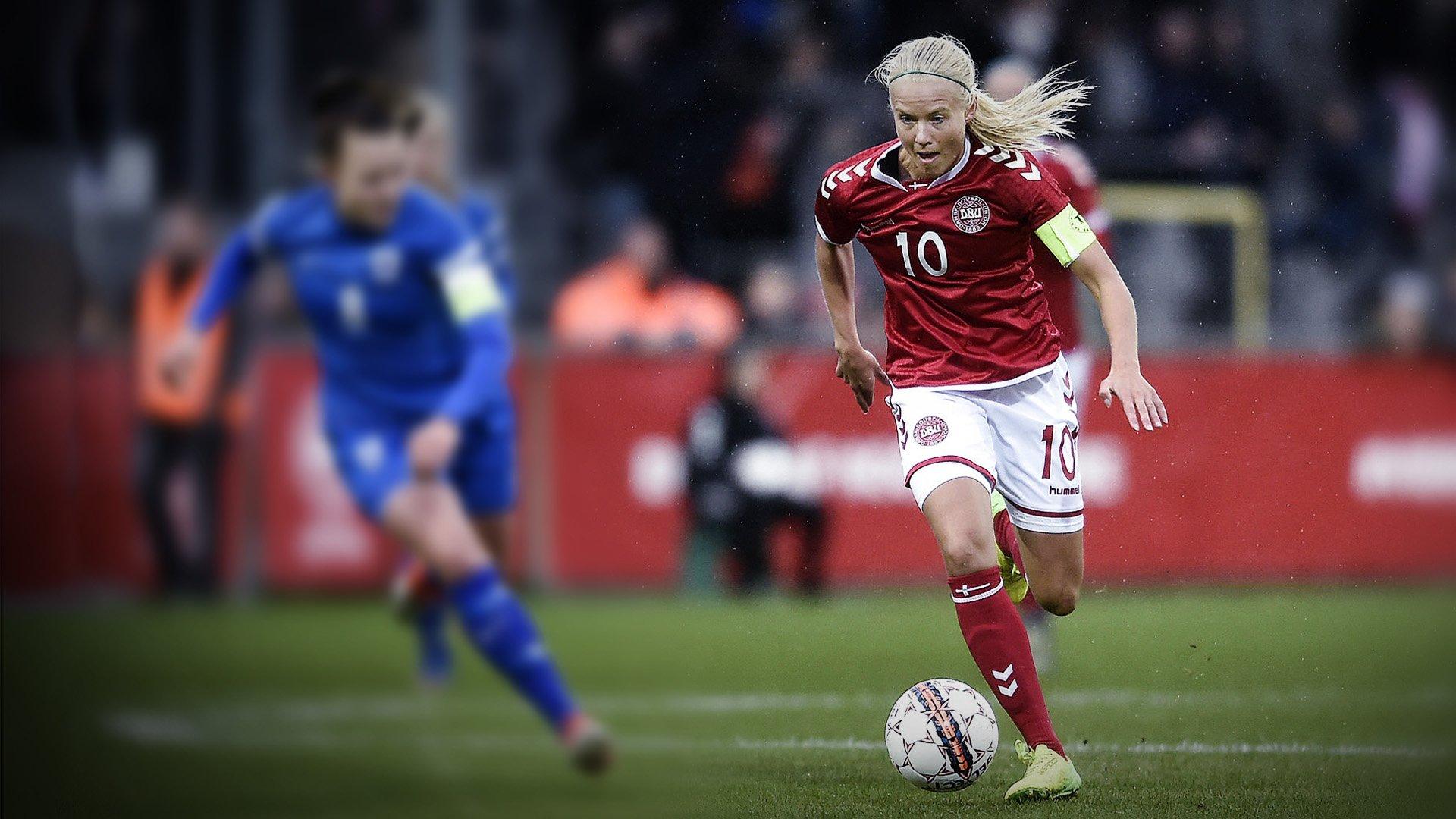 Pernille Harder TV3 Sport