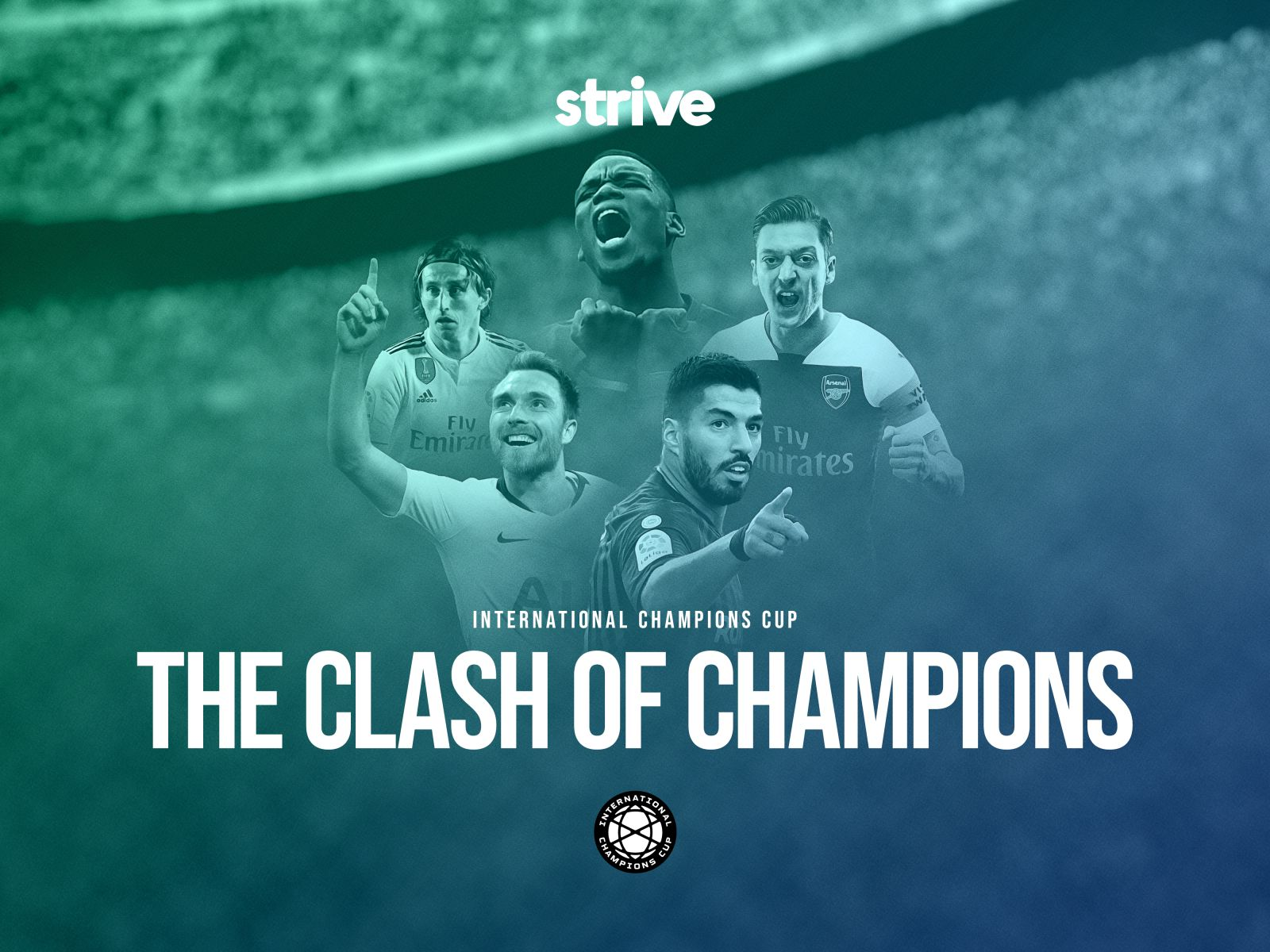Strive Sport Intertional champions cup