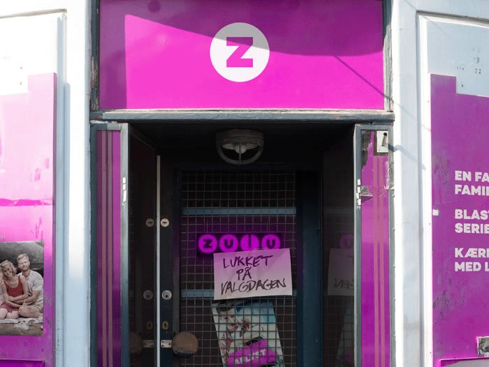 TV 2 Zulu valg lukket