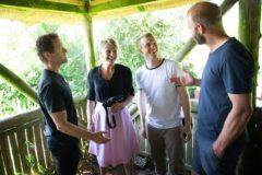 Foto af Ny DR serie i optagelse – Læs mere om Fred til Lands