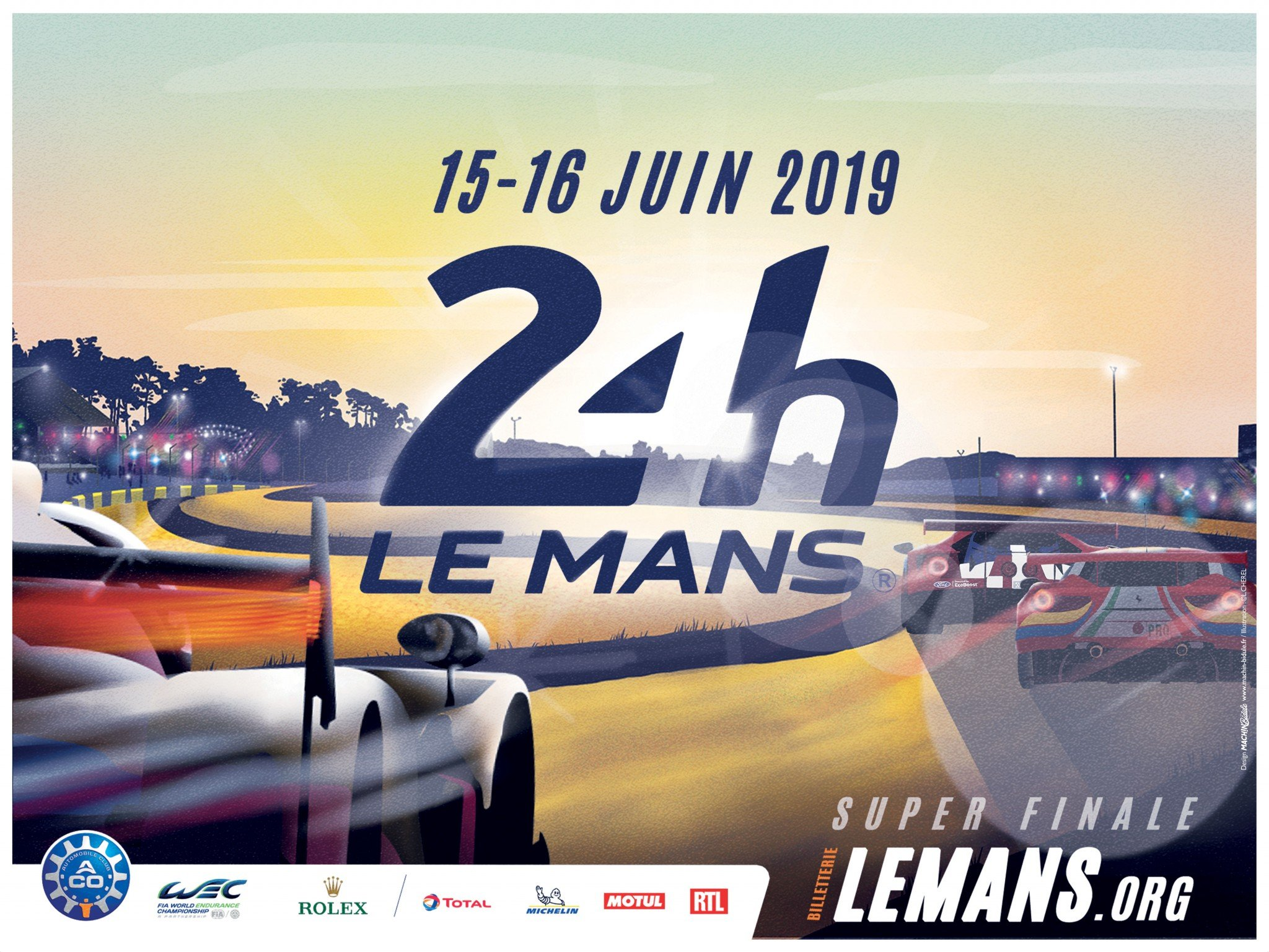 Le Mans 2019 TV Streaming