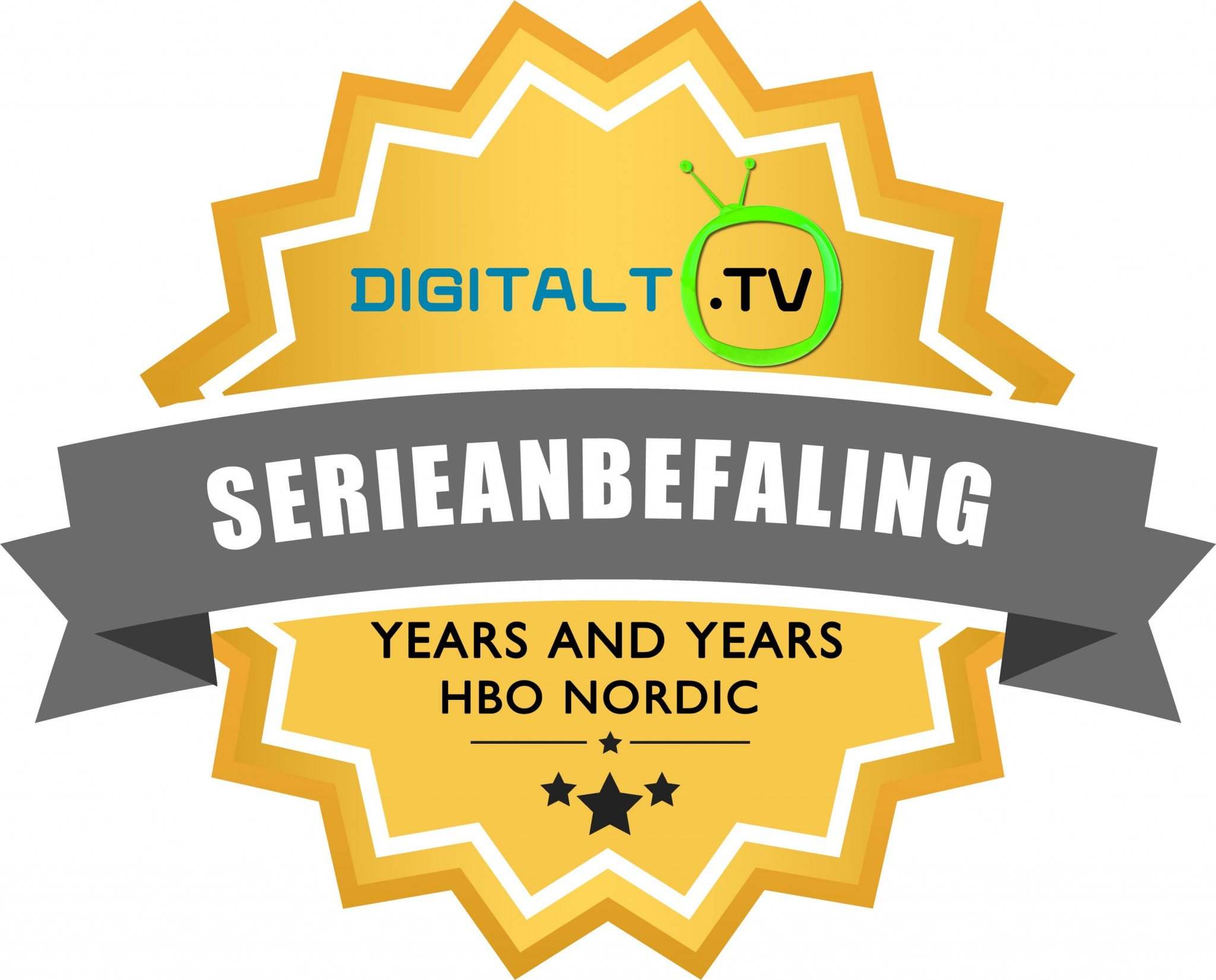 Serieanbefaling Years and Years