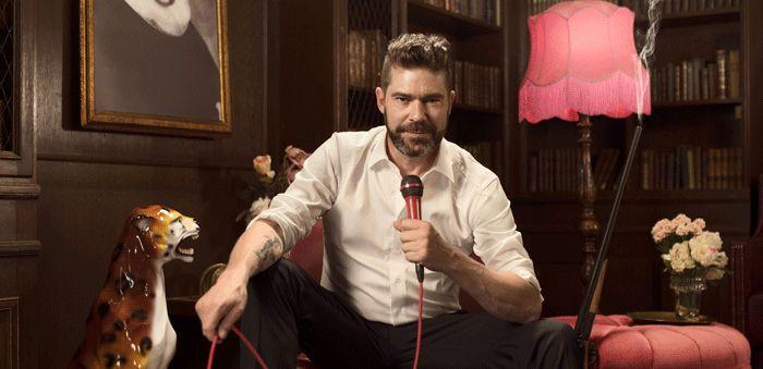 Søren Rasted Zulu Comedy Galla 2019