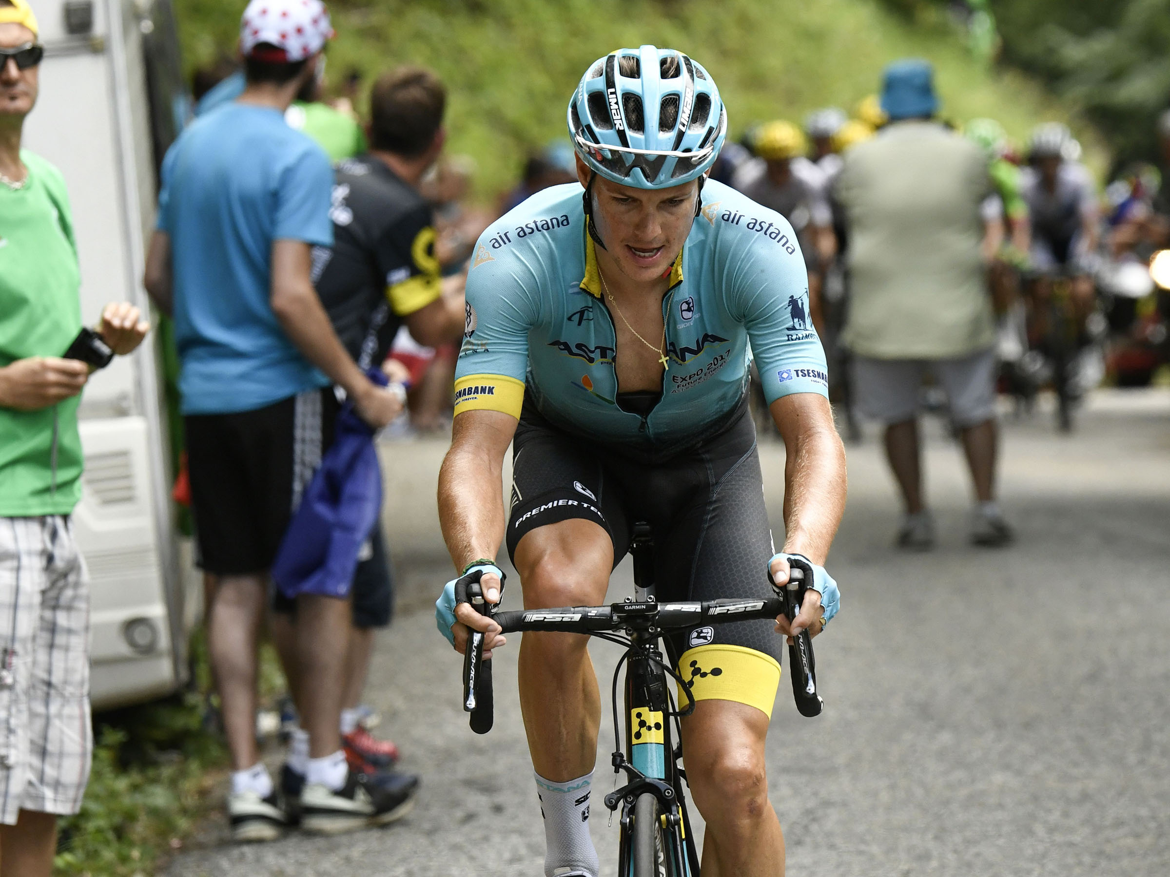 Tour de France 2019 på TV Jakob Fuglsang