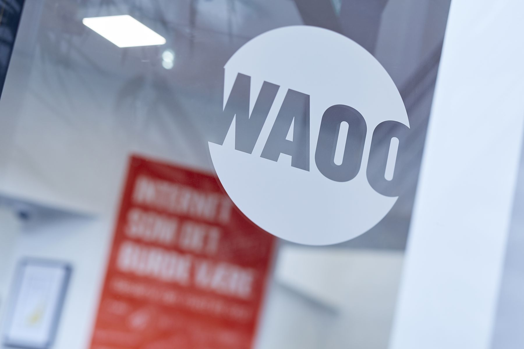 Waoo logo illustration