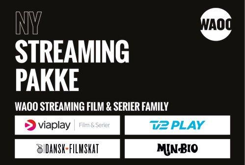Waoo streamingpakke