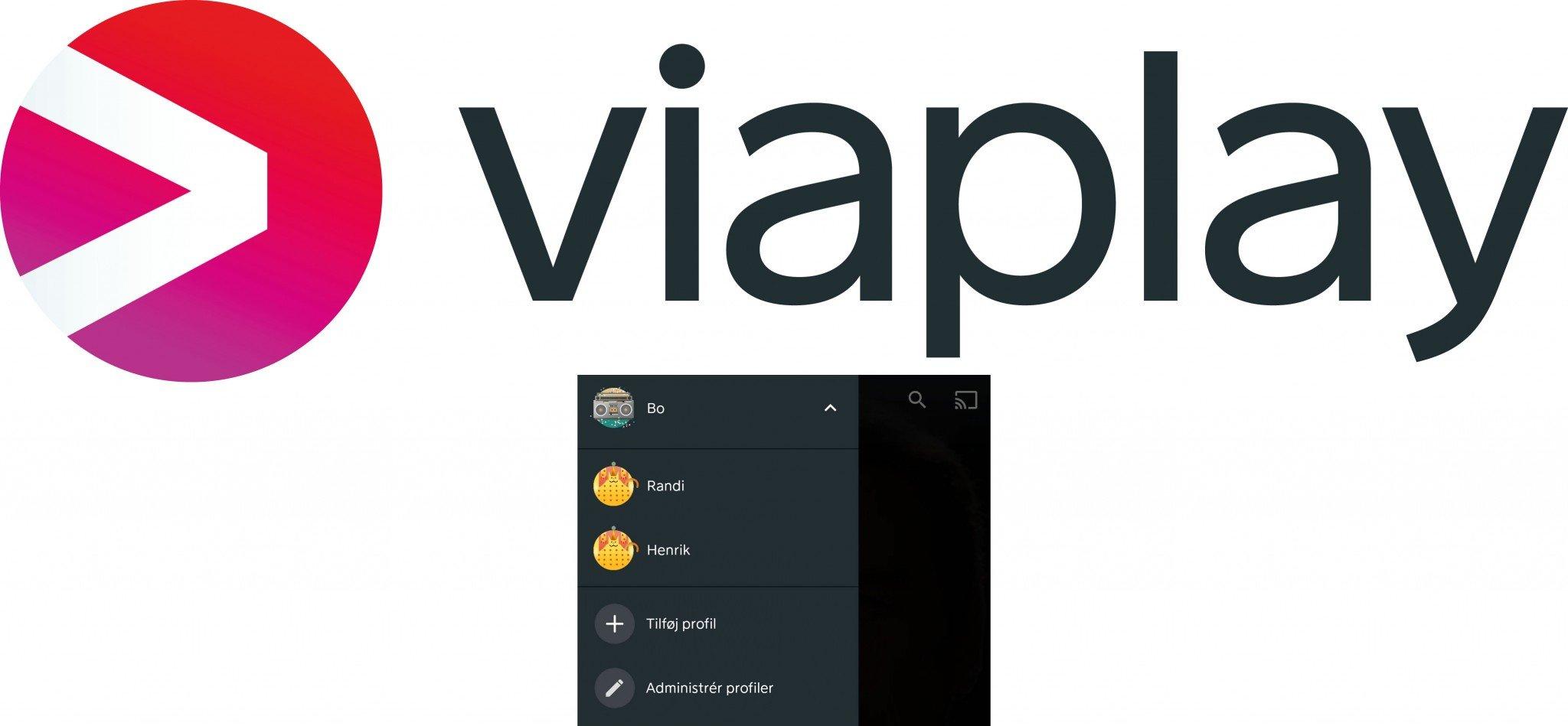 viaplay profiler