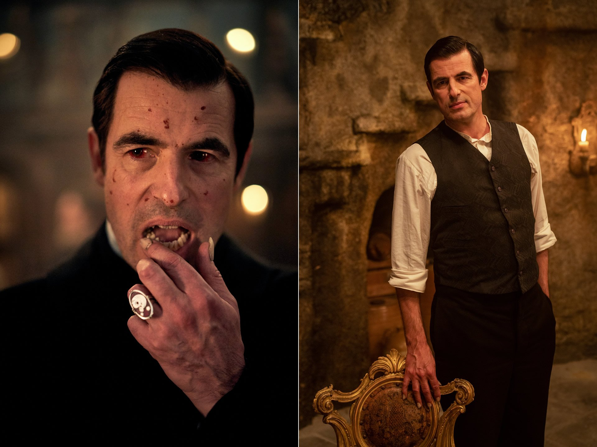 Claes Bang Dracula Netflix