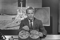 DR TV Månelanding 1969 Claus Toksvig
