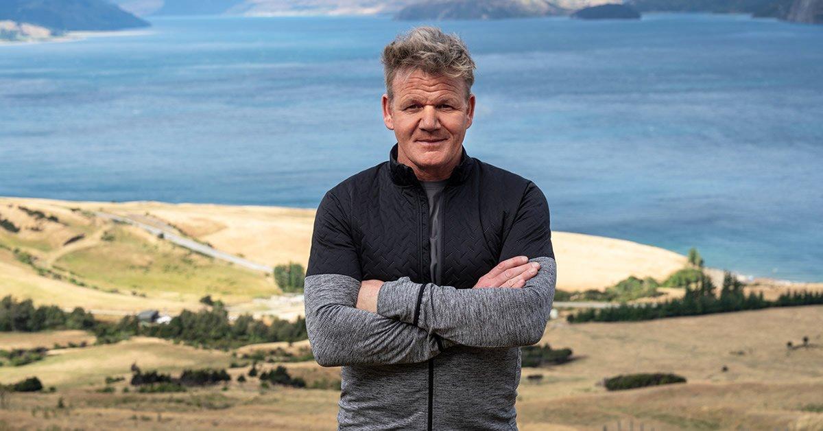 Gordon Ramsay: På fremmed grund National Geographic