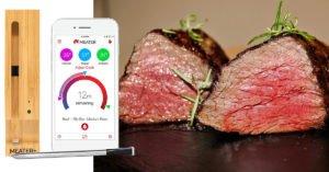 Foto af Test: Meater+ Helt trådløst bluetooth stegetermometer med Wi-Fi muligheder