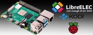 Foto af Test: Raspberry Pi 4 som 4K medieafspiller med Kodi