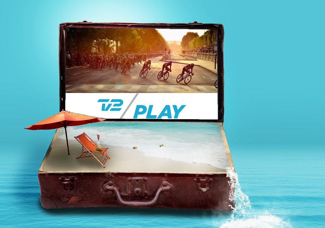 TV 2 Play ferie