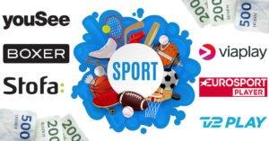 Foto af TV Sport prissammenligning: Er det billigere at streame sport end at have tv-pakke?