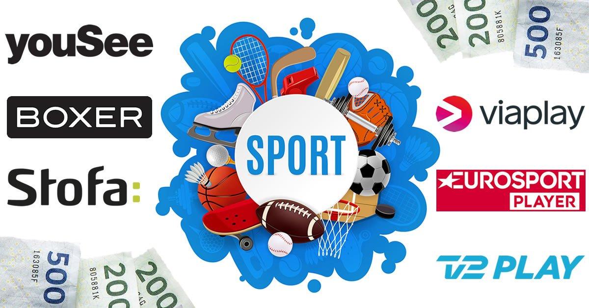TV Sport prissammenligning