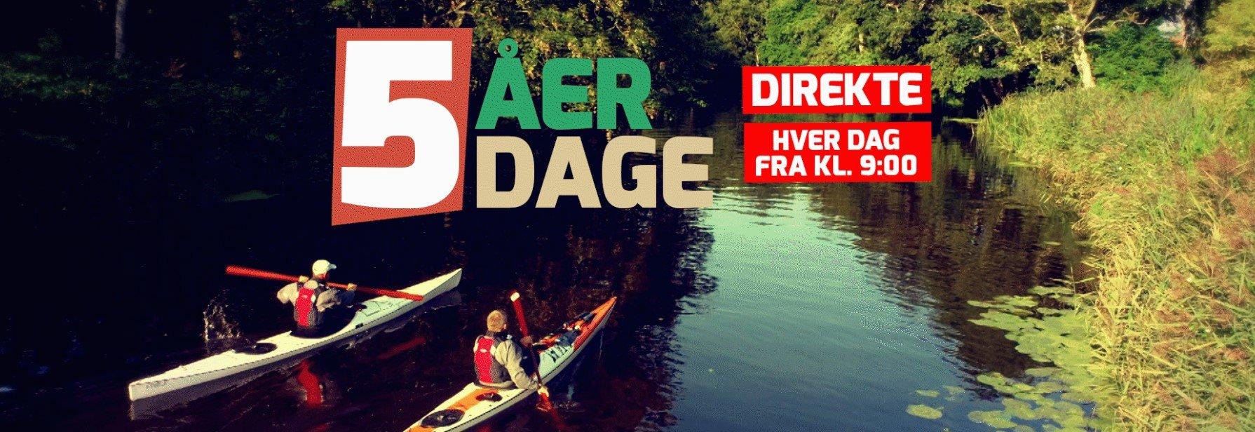 5 åer 5 dage TV 2 Nord