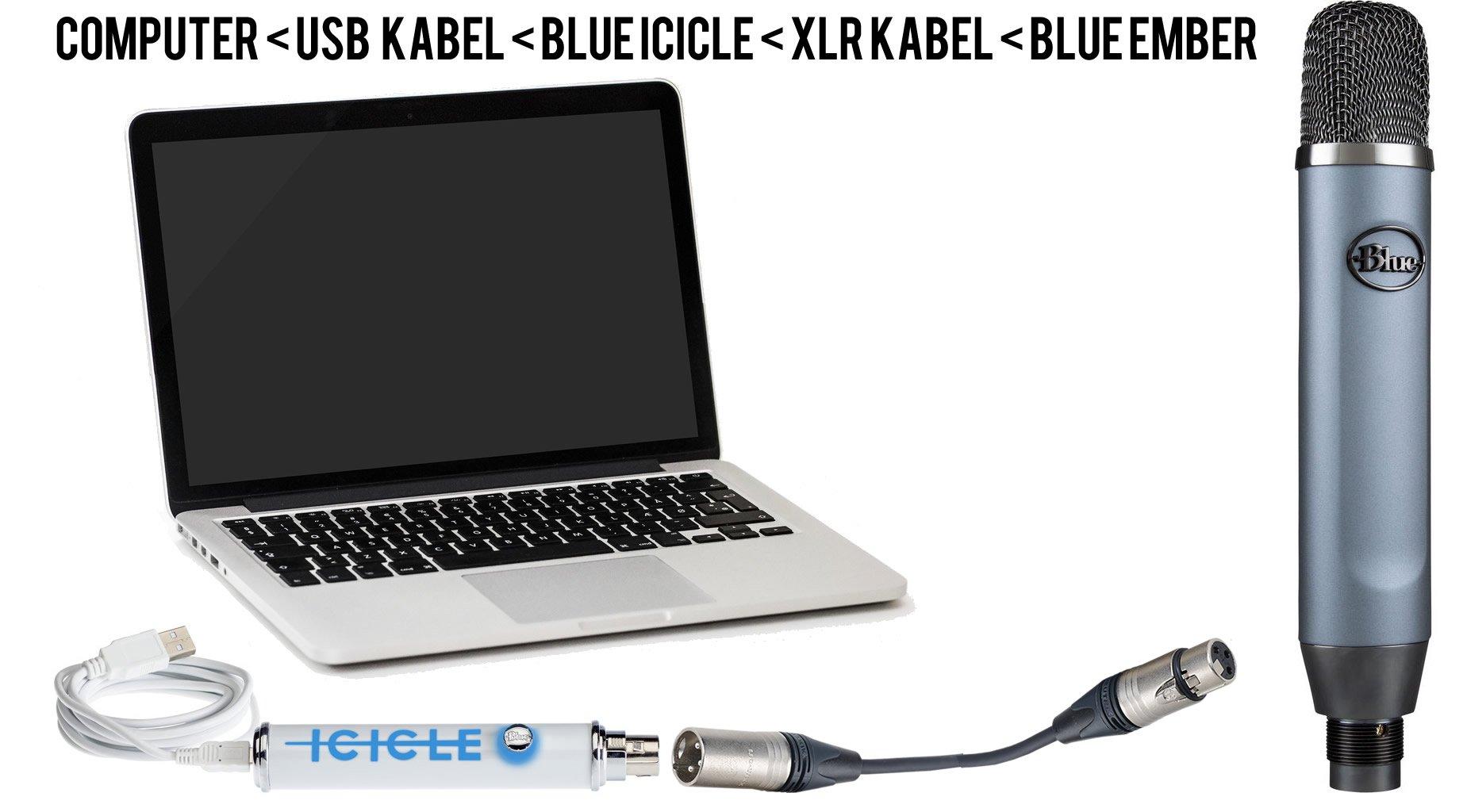 Blue Ember signalvej