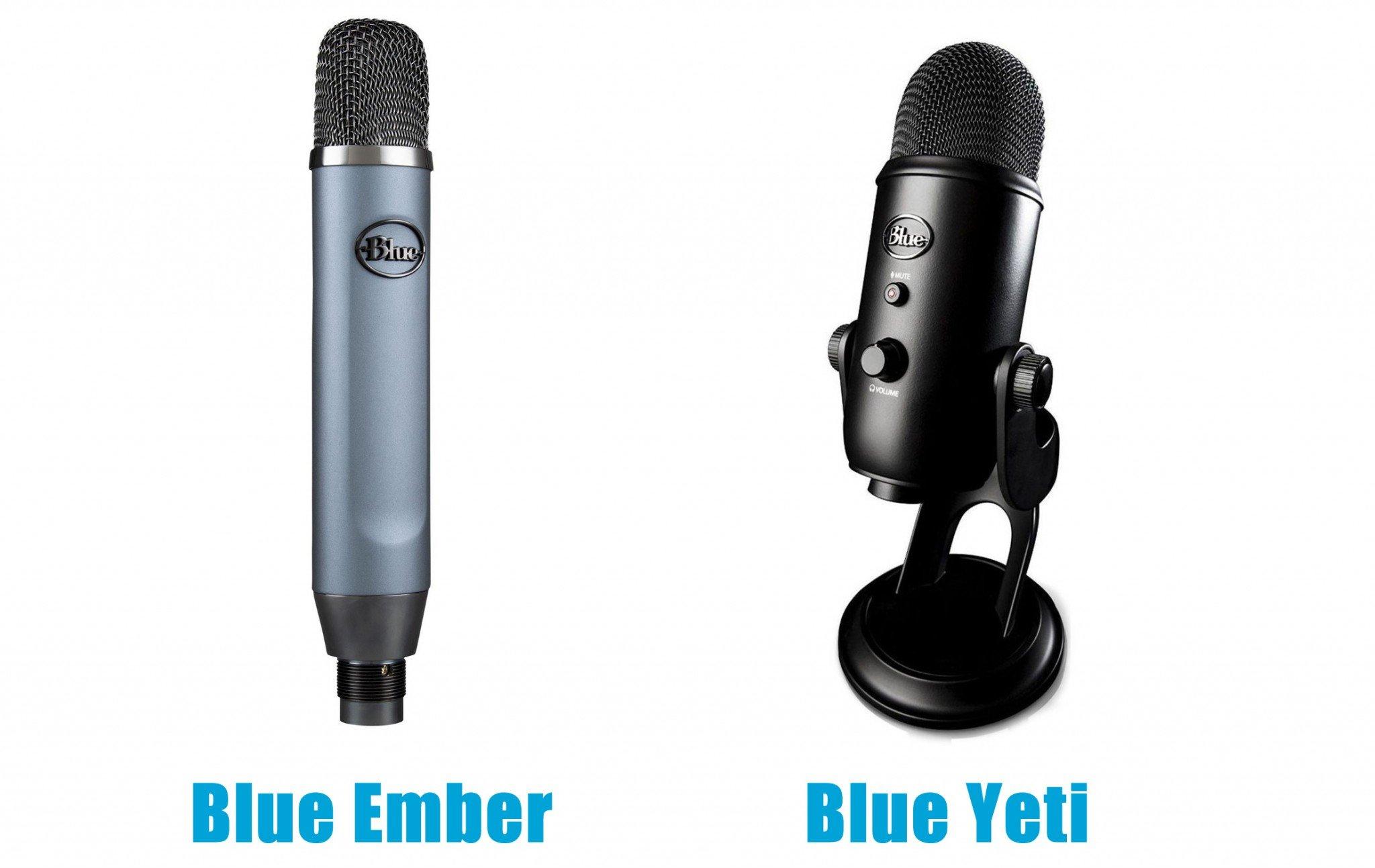 Blue Ember vs Yeti
