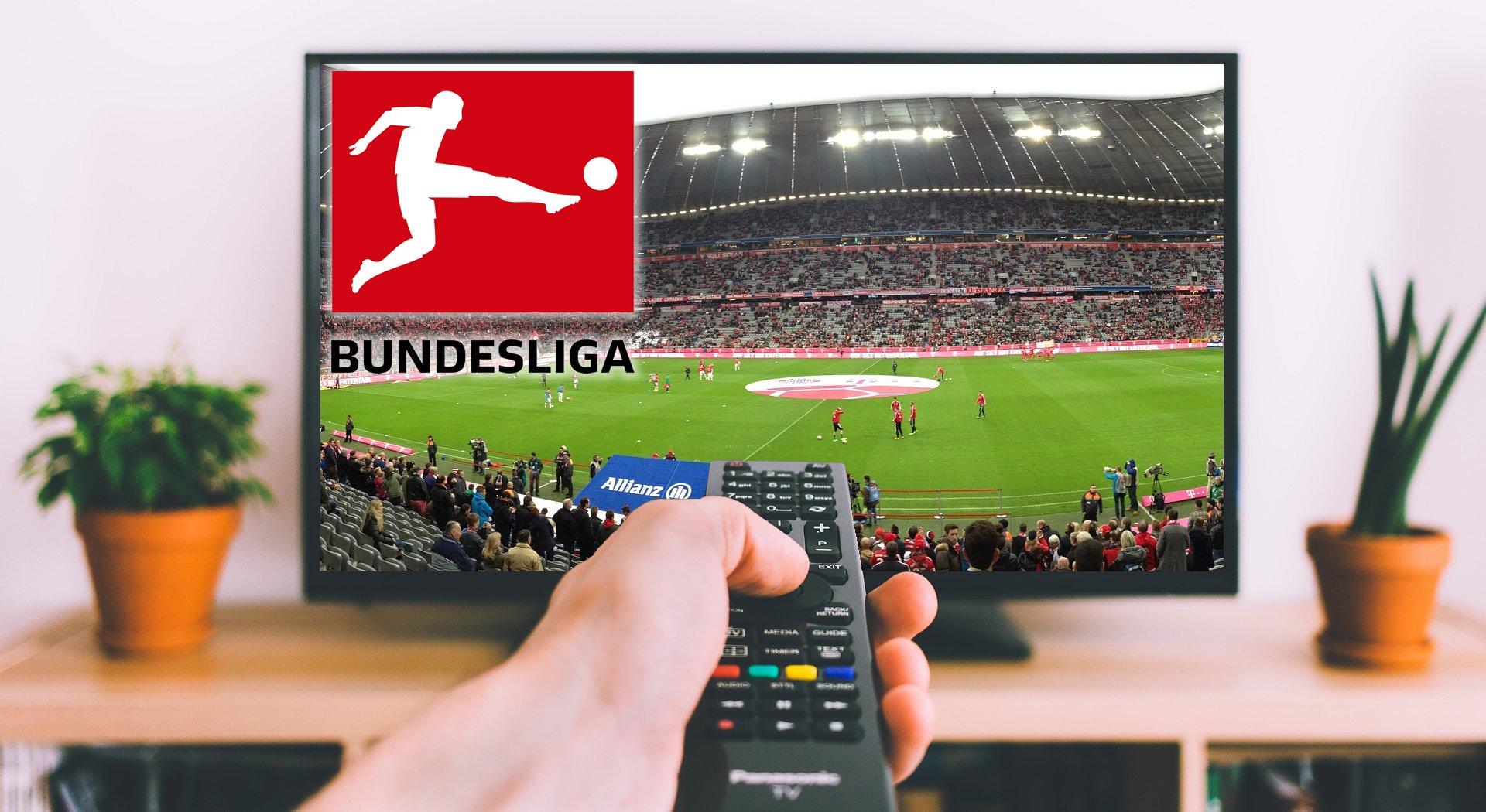 Bundesliga fodbold tv og streaming