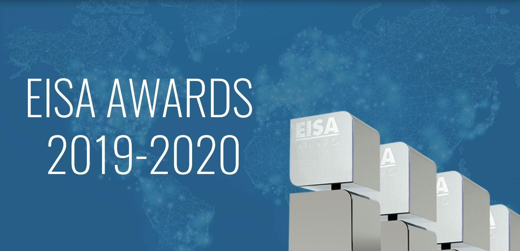 EISA Awards 2019-20