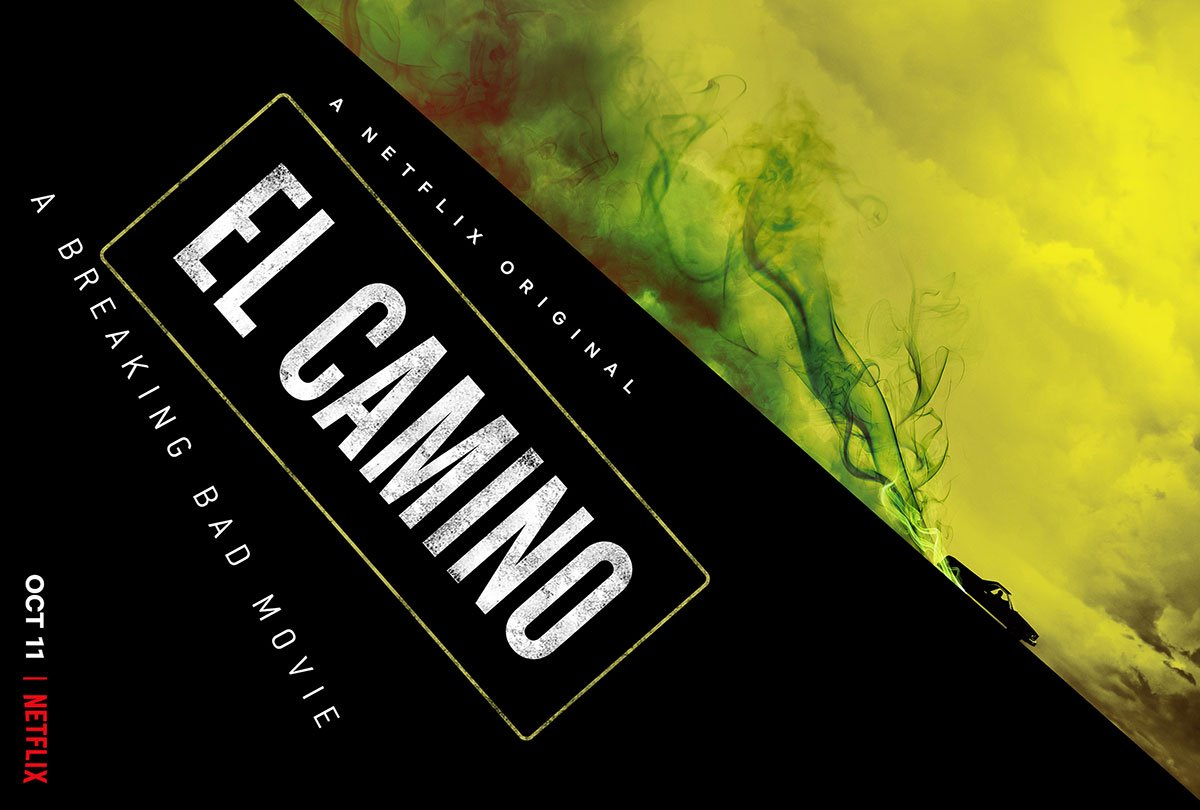 El Camino A Breaking Bad Movie Netflix