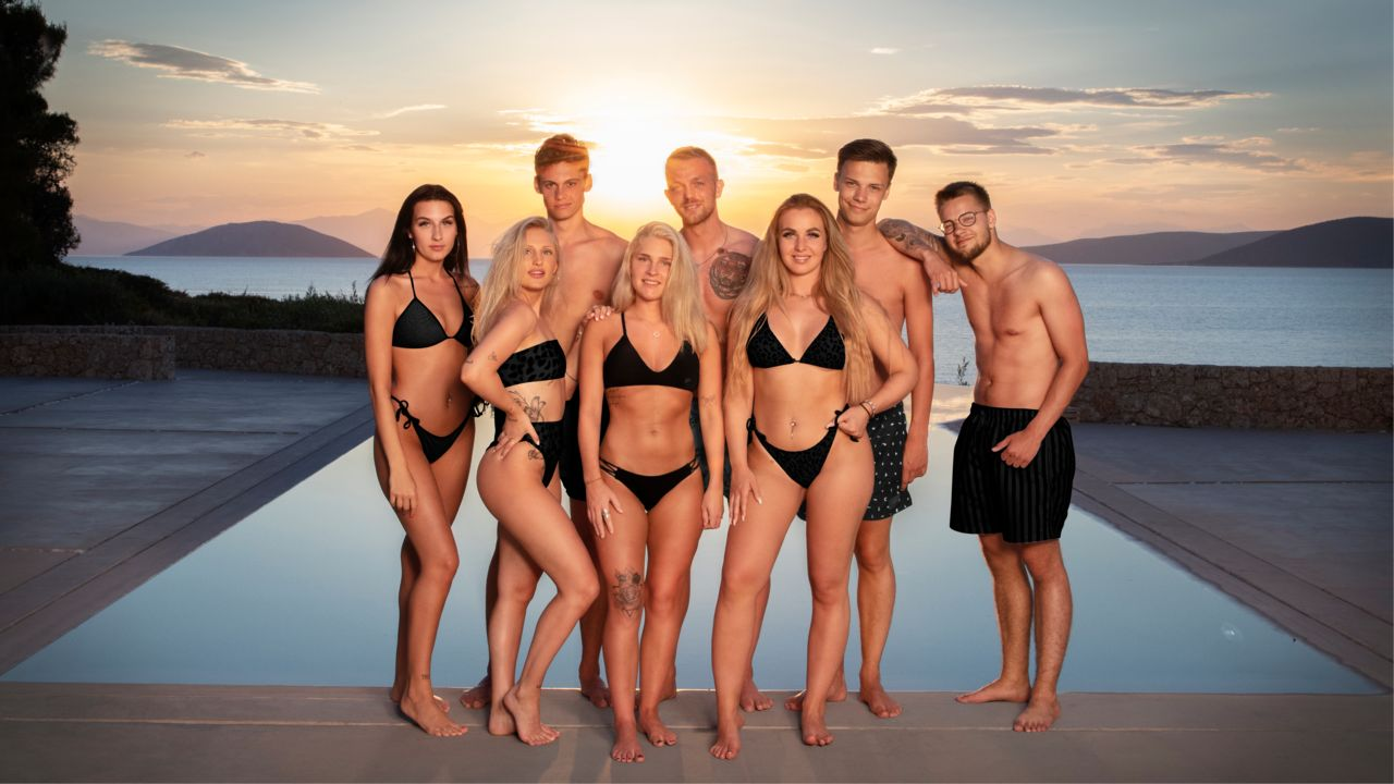 Ex on the beach 3 2019 Kanal 4