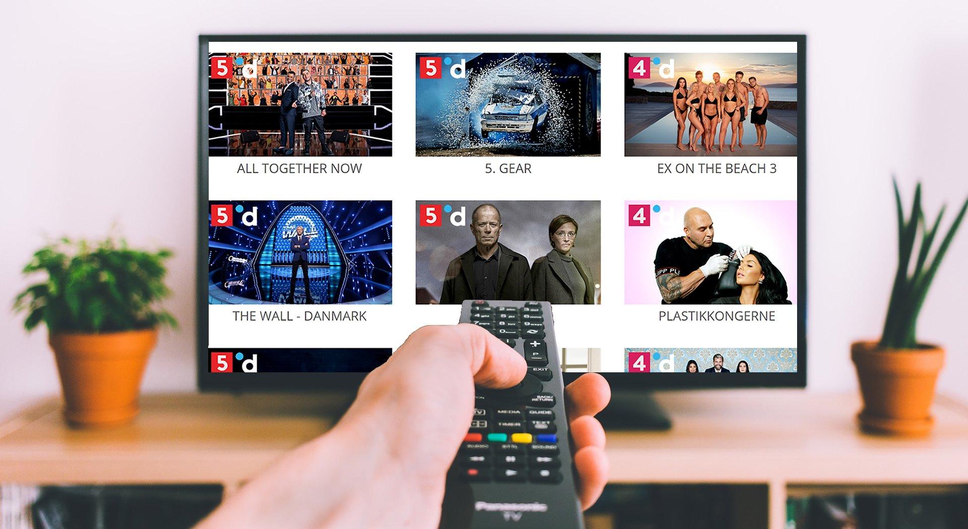 Kanal 4 Kanal 5 Efterår 2019