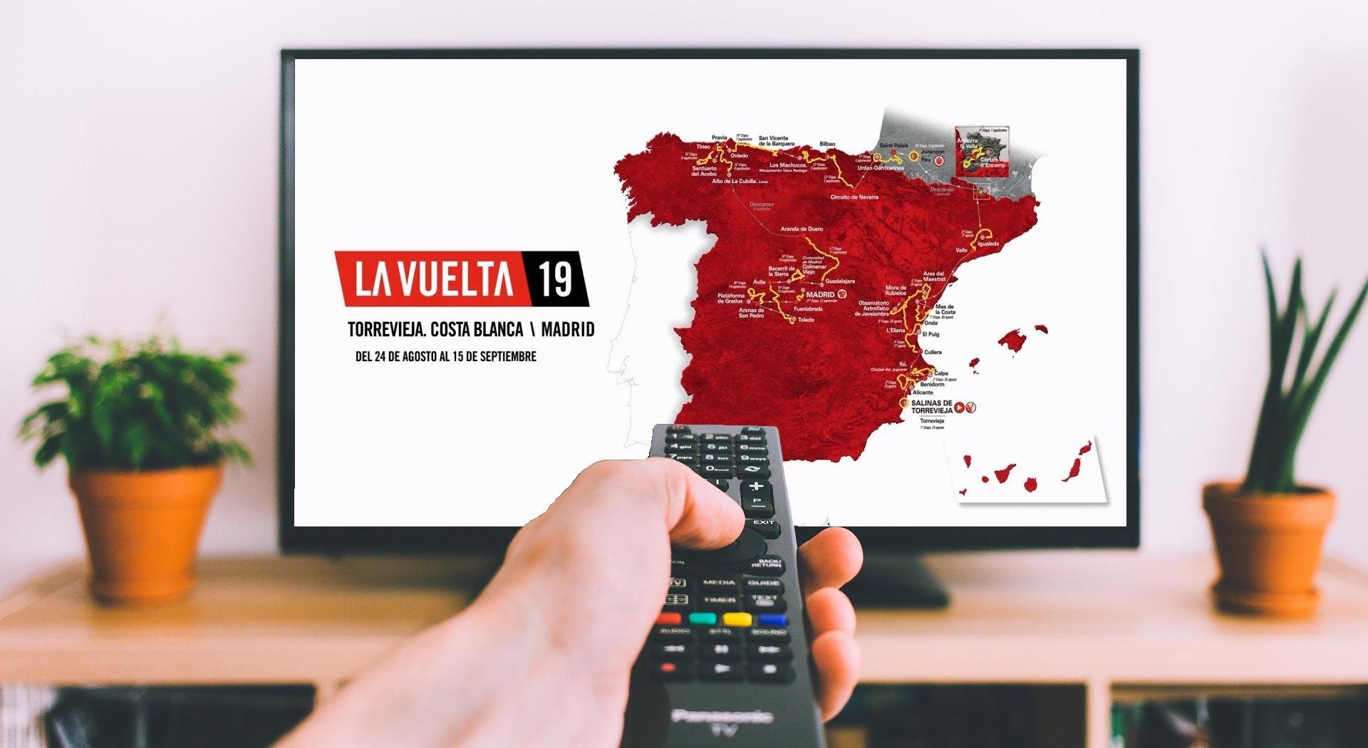 La Vuelta 2019 TV Streaming Guide